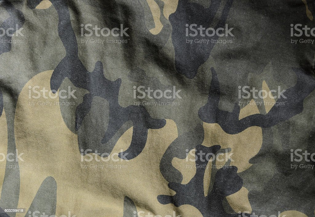 Military camouflage texture background stock photo