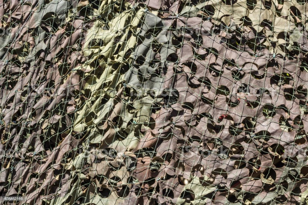 Military Camouflage Texture stock photo