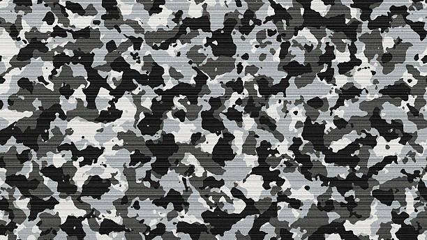 wojskowe camuoflage tło wzór, włókienniczych. - kamuflaż zdjęcia i obrazy z banku zdjęć