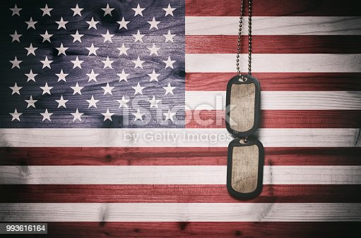 579407234 istock photo Military dog tags 993616164