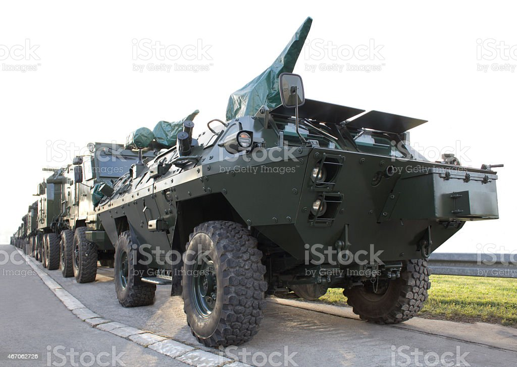 military equipment stock photo