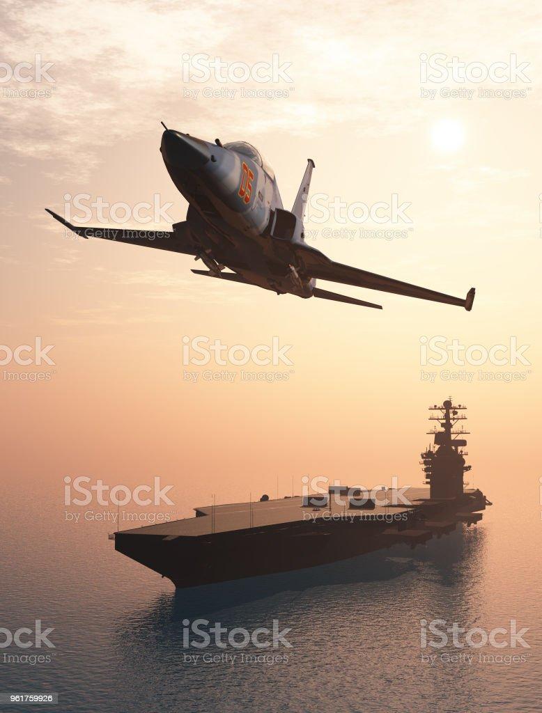 Military equipment. stock photo
