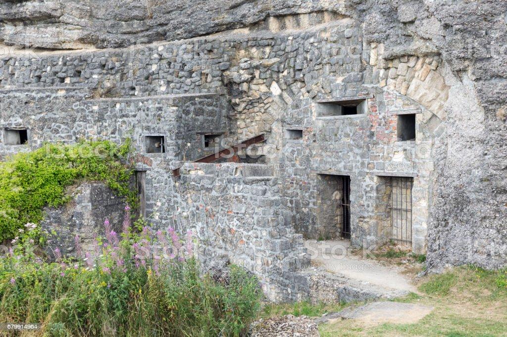 Military fortress Douaumont near Verdun, battlefield in WW1 – zdjęcie