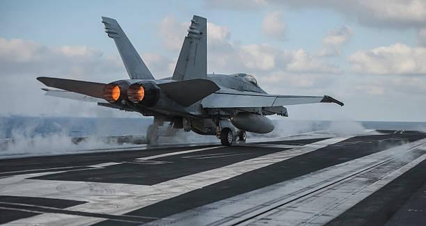 Militär Jet-Flugzeug – Foto