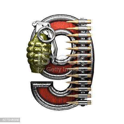 146869841 istock photo military letter. 3D illustration 527548356
