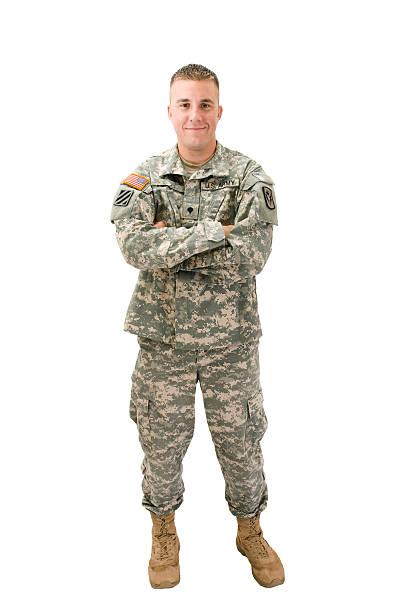 militärische mann - militäruniform stock-fotos und bilder