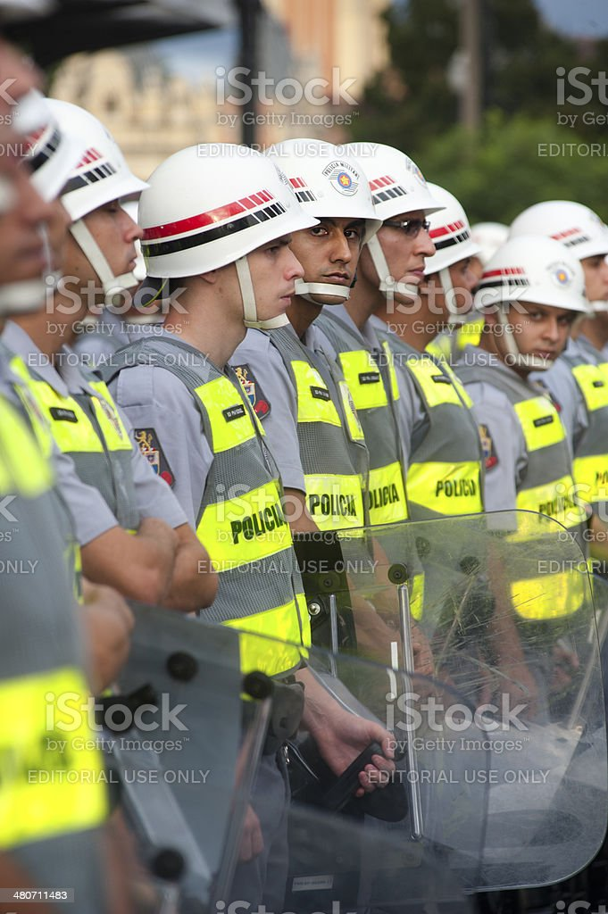 Military Police royalty-free stock photo