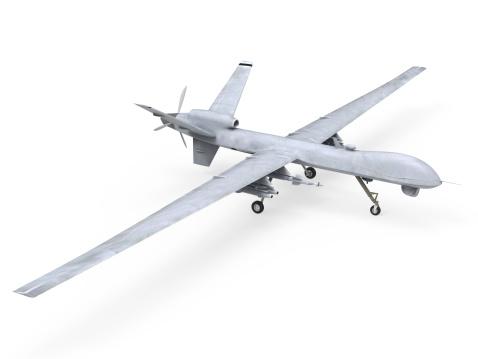 istock Military Predator Drone 467379917