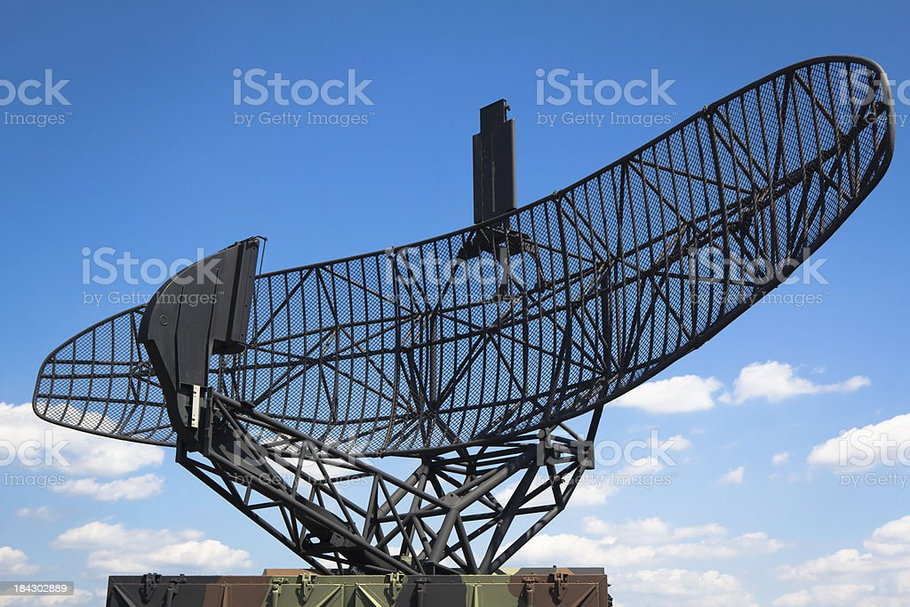 Military Radar Antenna Stock Photo Download Image Now Istock