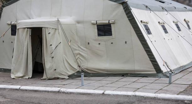 Militärzelt – Foto