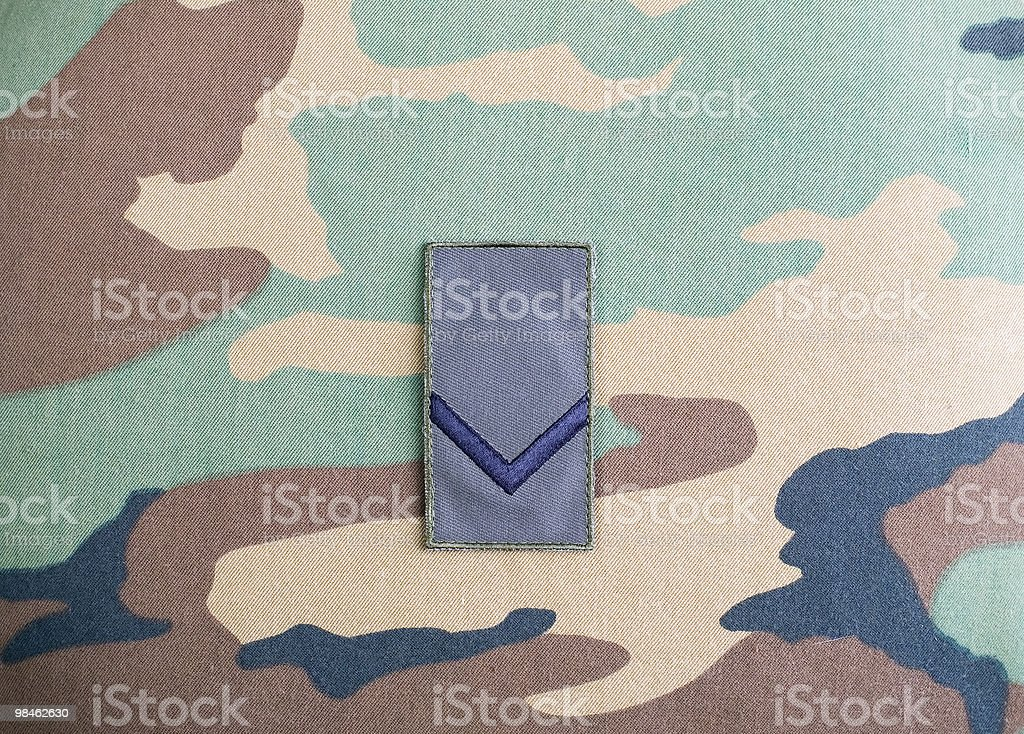 Military uniform texture royalty-free stock photo