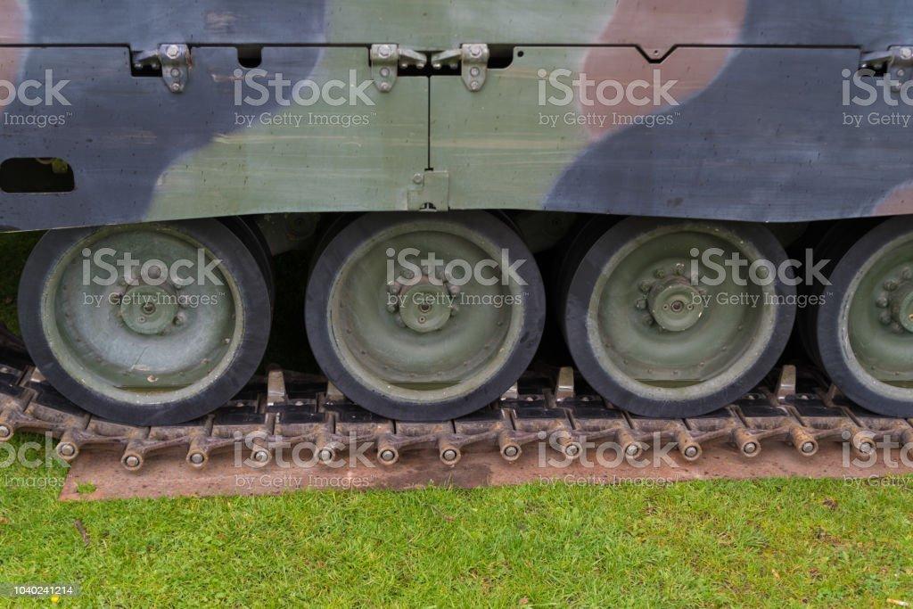 Vehículo militar - foto de stock