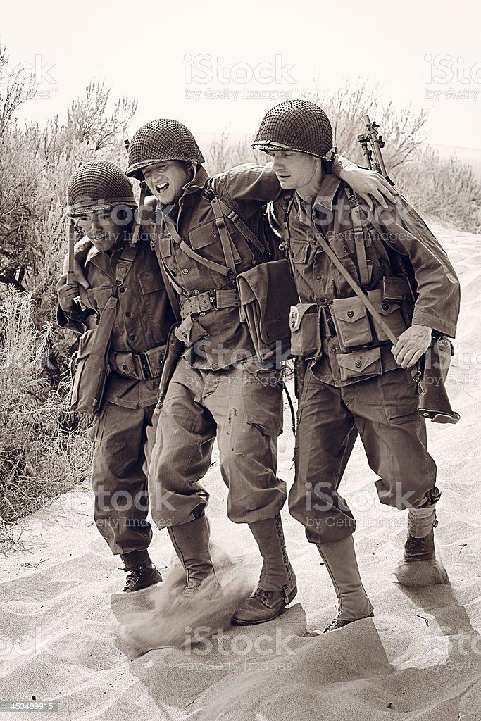 WW2 Bekämpfung Zone – Foto