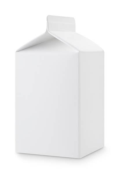 Boîte de lait - Photo