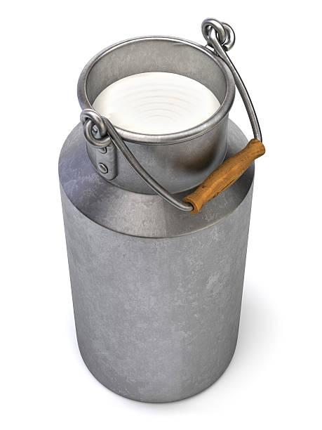 Milch bucket – Foto