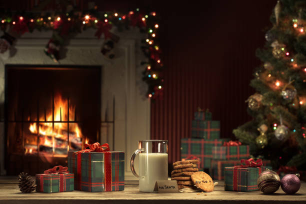milk cookies and gifts