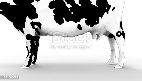 624869600 istock photo Milk cows Animal Farmer and Background 1031500082