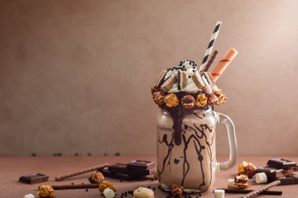 Milk-shake - Photo