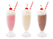 Milkshakes Collection