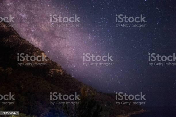 Milkway Och Nightsky-foton och fler bilder på Astronomi