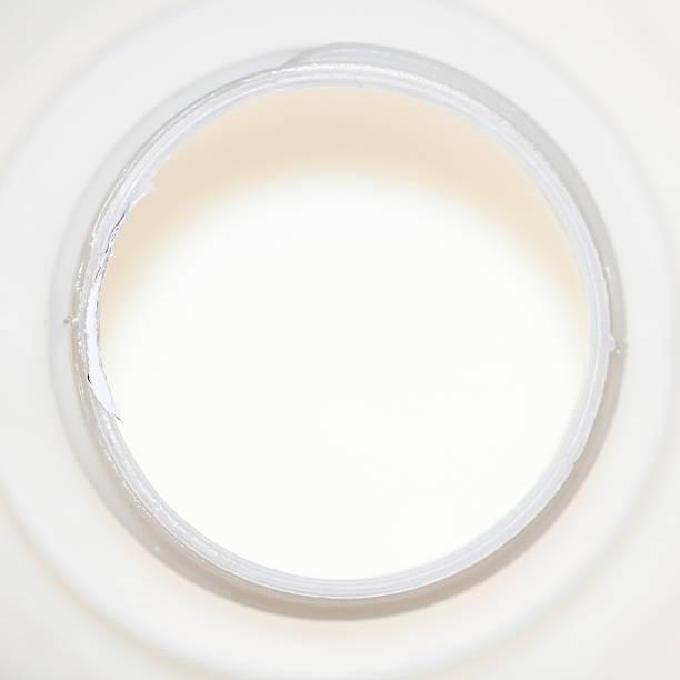 Milky stock photo