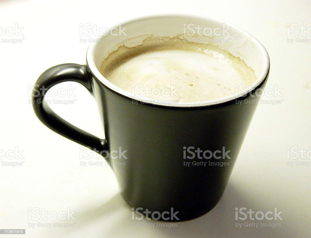 milky royalty-free stock photo