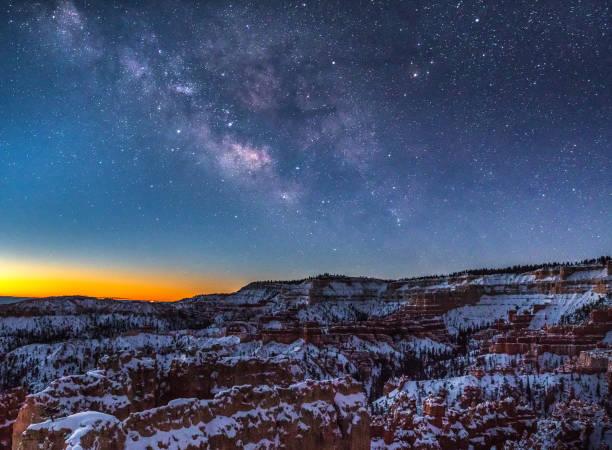 Milky Way Bryce Canyon – Foto