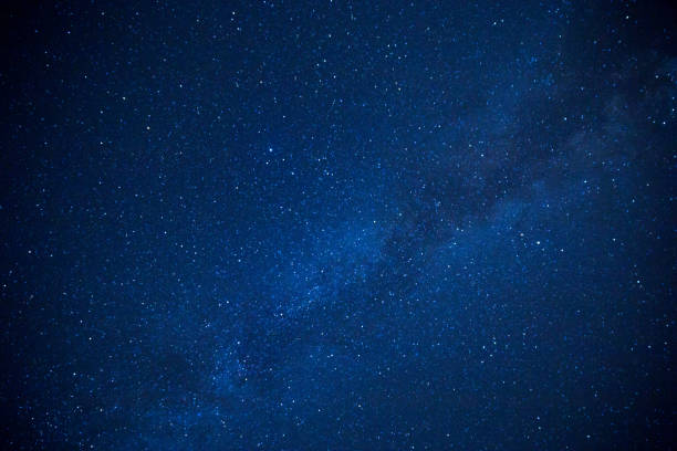 Milky Way Galaxy with Stars in the Universe Milky Way Galaxy with Stars in the Universe. star space stock pictures, royalty-free photos & images