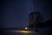 Milky way in the galaxy