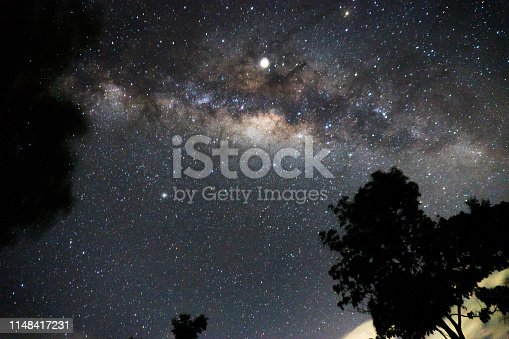 809971888istockphoto Milky way nature night shot of background 1148417231