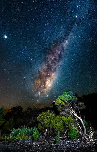 Milky Way Stock Photo - Download Image Now