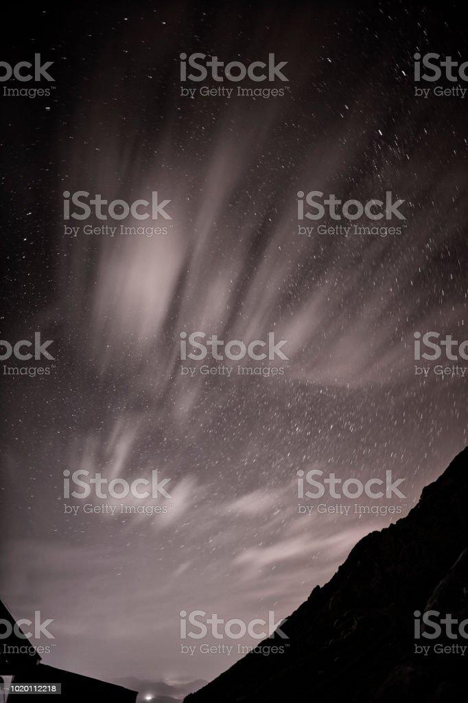 Samanyolu stok fotoğrafı