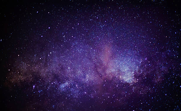la voie lactée - galaxie photos et images de collection