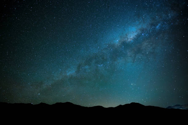 milky way - astronomy stock pictures, royalty-free photos & images