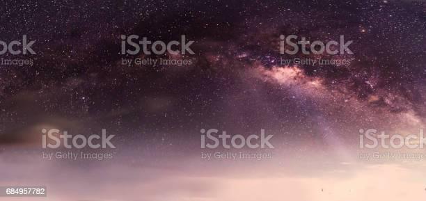 Photo of milky Way Thailand ,milky way galaxy .