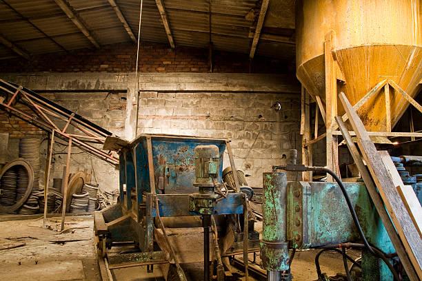 Mill 2 stock photo