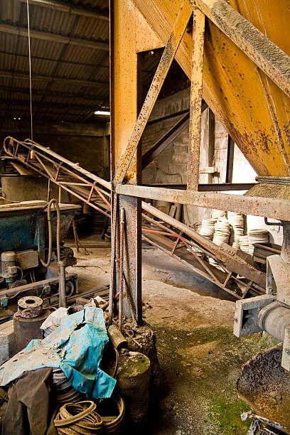 Mill 3 stock photo