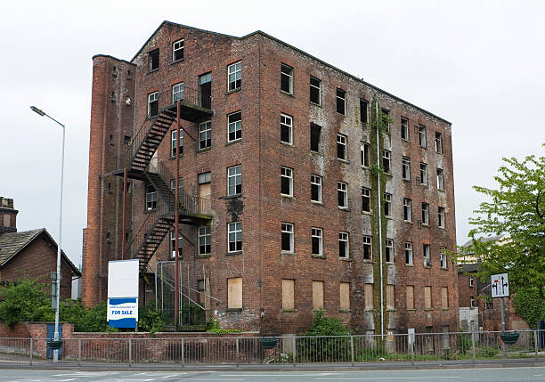 Best Abandoned Industrial Buildings For Sale Stock Photos