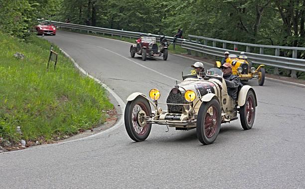 Mille Miglia 2012 stock photo