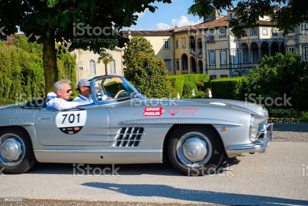 Mille Miglia 2018 - Foto stock royalty-free di 2018