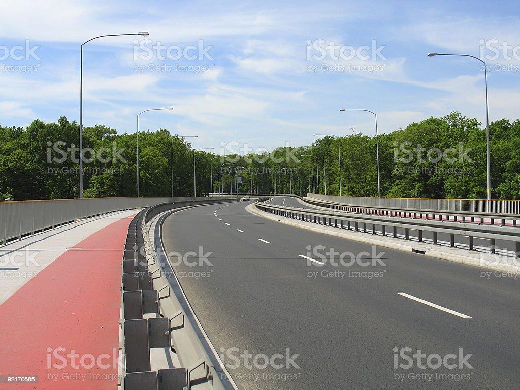 Millenium bridge6 royalty-free stock photo