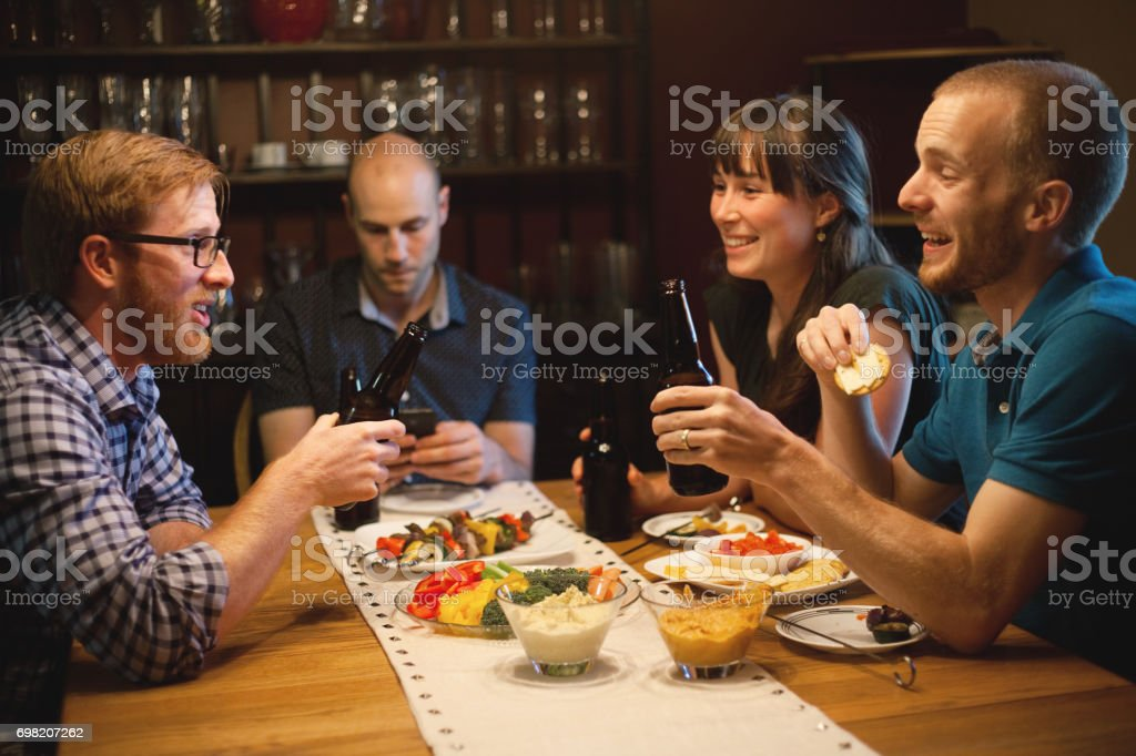Millennial Issues stock photo