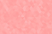 istock Millennial Pink Pale Diamond Seamless Pattern Spring Pastel Coral Peachy Triangle Rhomb Distorted Cute Geometric Texture 1151392258