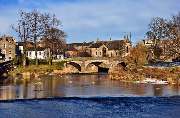 Miller bridge, Kendal  cumbria stock pictures, royalty-free photos & images
