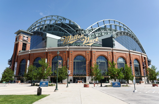 Miller Park Stock Photo - Download Image Now