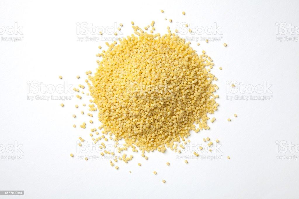 Millet stock photo