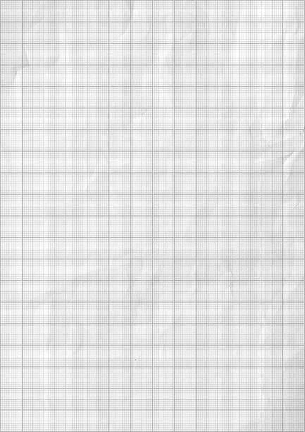milímetro gráfico livro branco de fundo - folha de caderno imagens e fotografias de stock