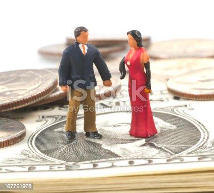 millionaire couple