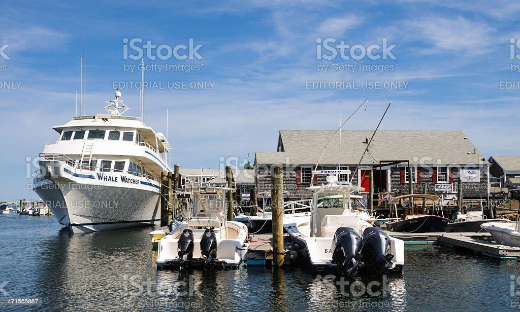 Millway Marina royalty-free stock photo