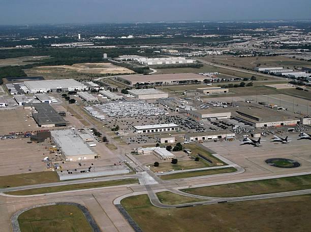Milwaukee Cargo Terminal stock photo